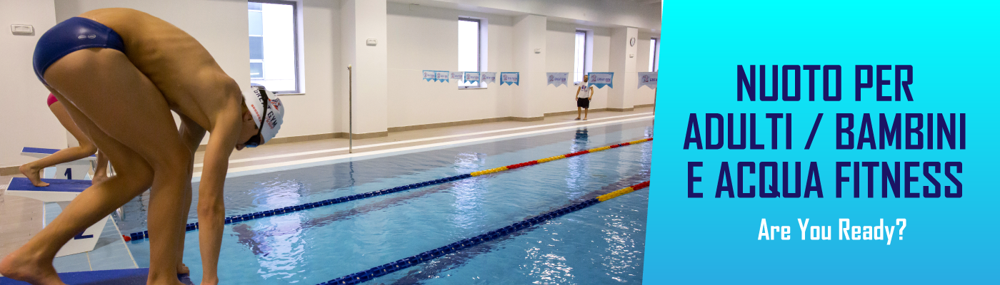 Nuoto e fitness in acqua